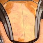 Honey Burl Wood Grain Dash kit