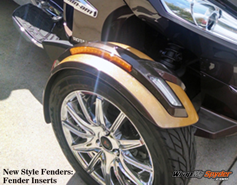 Spyder Shield Frunk Insert Is A Insert Kit For Your Spyder