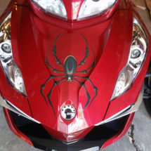 Bellerdine Spider design for Can am Spyder