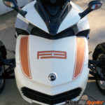 F3 Spears racing stripe kit