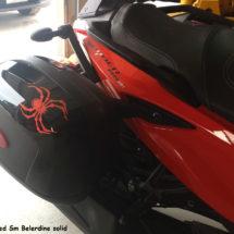 Can-am Red Bellerdine Spider small