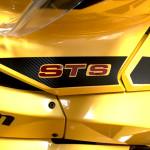 STS Emblem Break Stripe Lightning