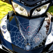 Bellerdine Web kit front close