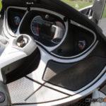 Silver Carbon Fiber Spyder RT dash kit