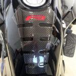 F3 Spine Carbon Fiber Tank Protector